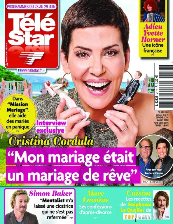 Télé Star – 18 Juin 2018
