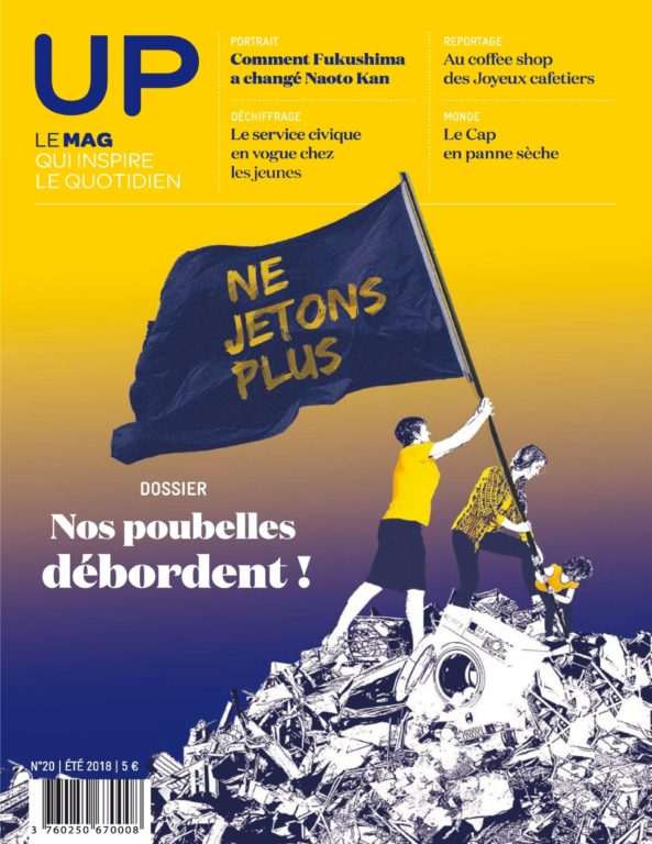 UP Le Mag – Juin 2018