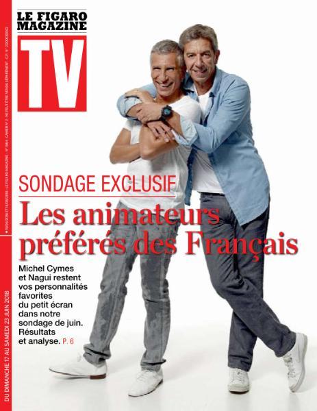 TV Magazine – 17 Juin 2018