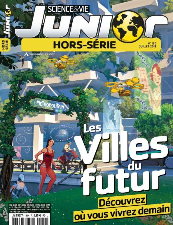 Science & Vie Junior Hors-Série – Juillet 2018