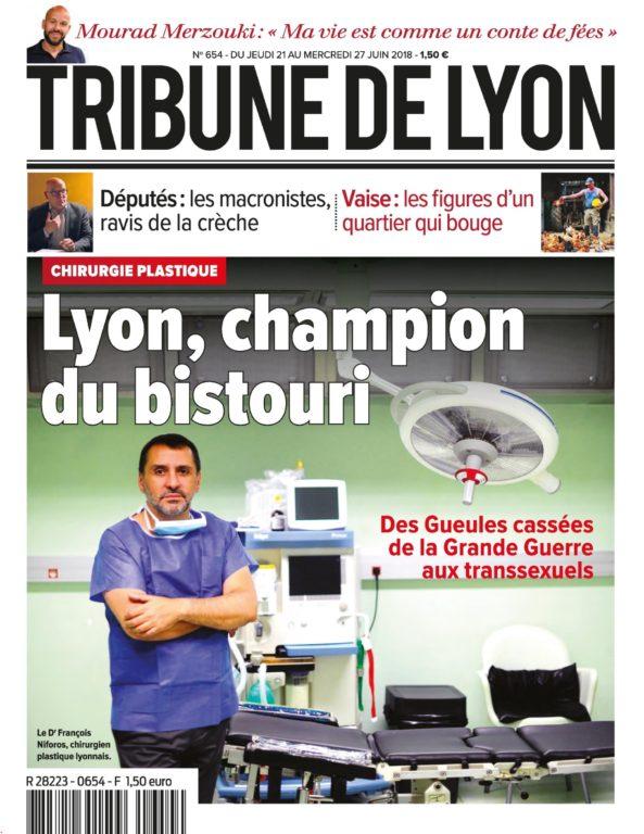Tribune De Lyon – 21 Juin 2018