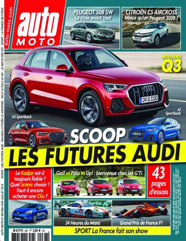 Auto Moto France – Juin 2018