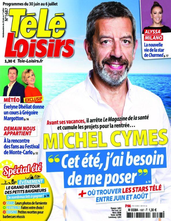 Télé Loisirs – 25 Juin 2018