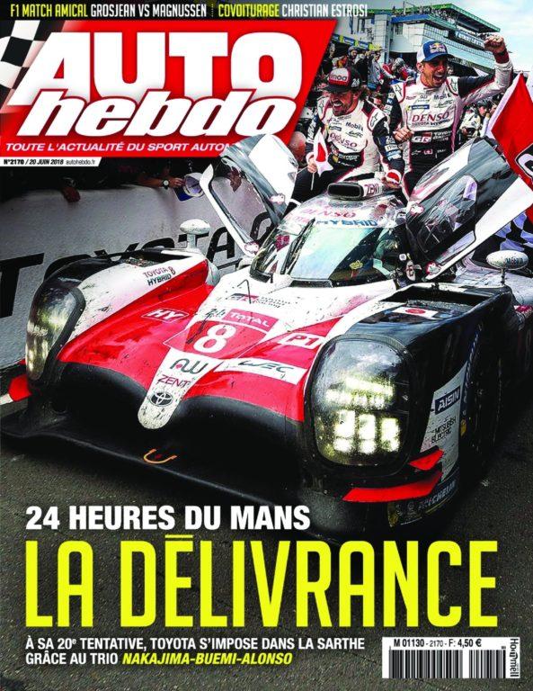 Auto Hebdo – 21 Juin 2018