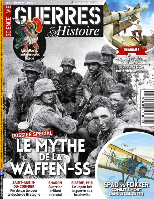 Science & Vie Guerres & Histoire – Juin 2018