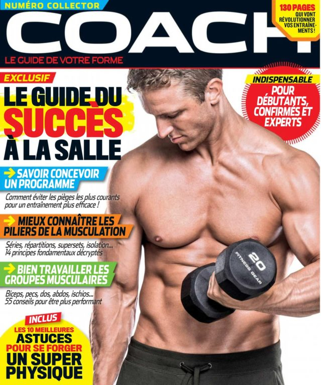 Coach France – Juillet 2018