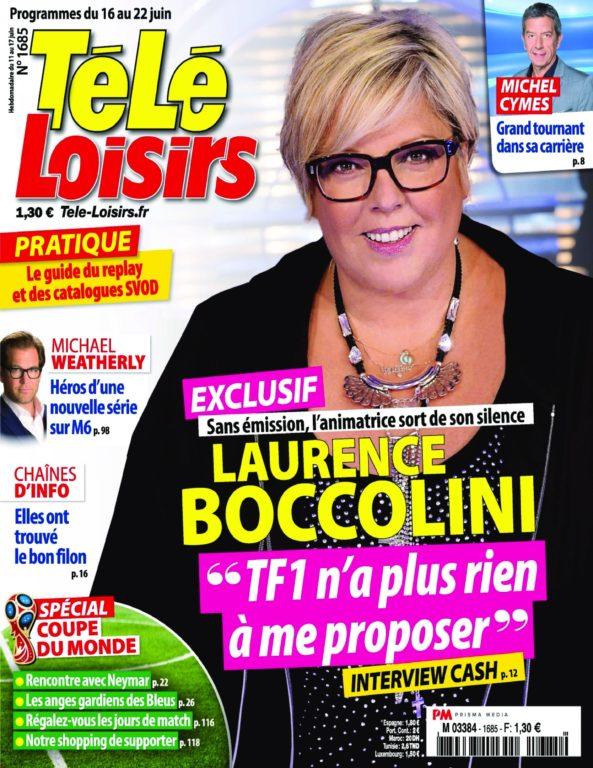 Télé Loisirs – 11 Juin 2018
