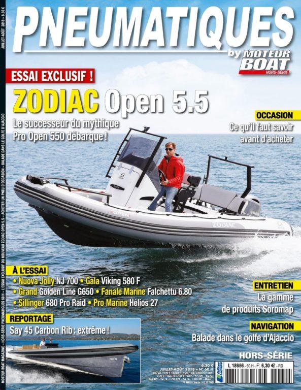 Moteur Boat Hors-Série – Juin 2018