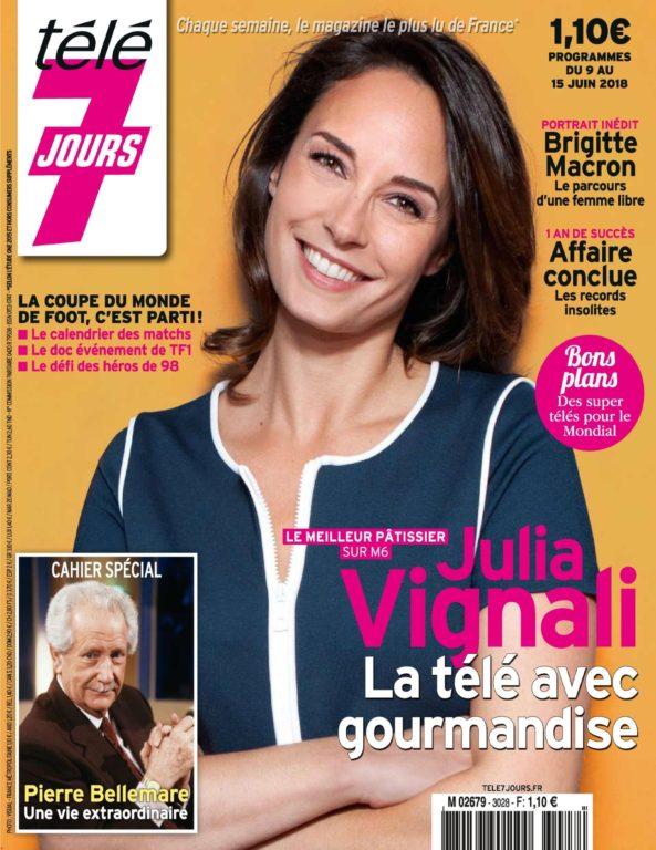 Télé 7 Jours – 09 Juin 2018