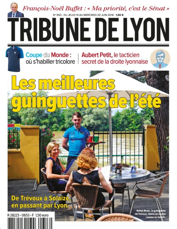 Tribune De Lyon – 14 Juin 2018