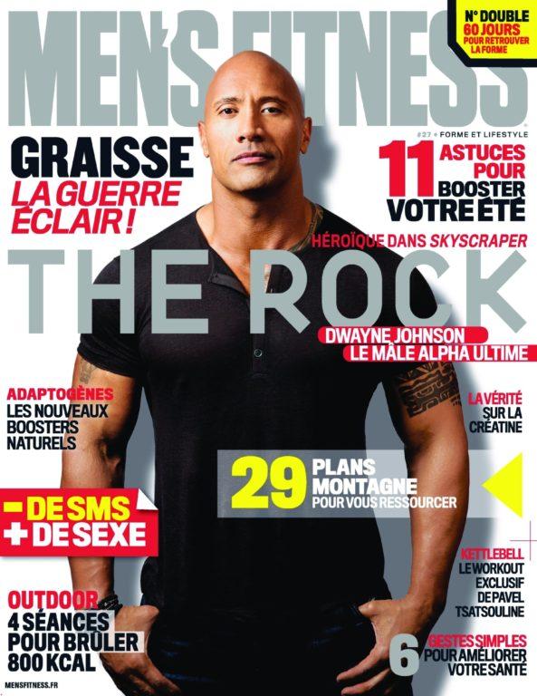 Men's Fitness France – Août 2018
