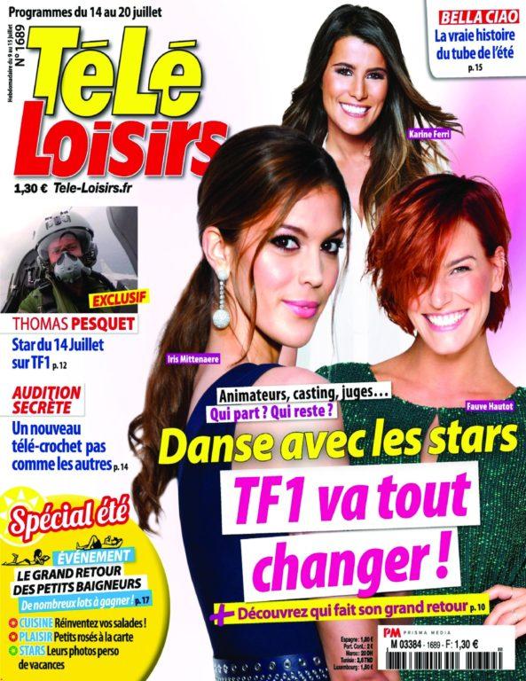 Télé Loisirs – 09 Juillet 2018