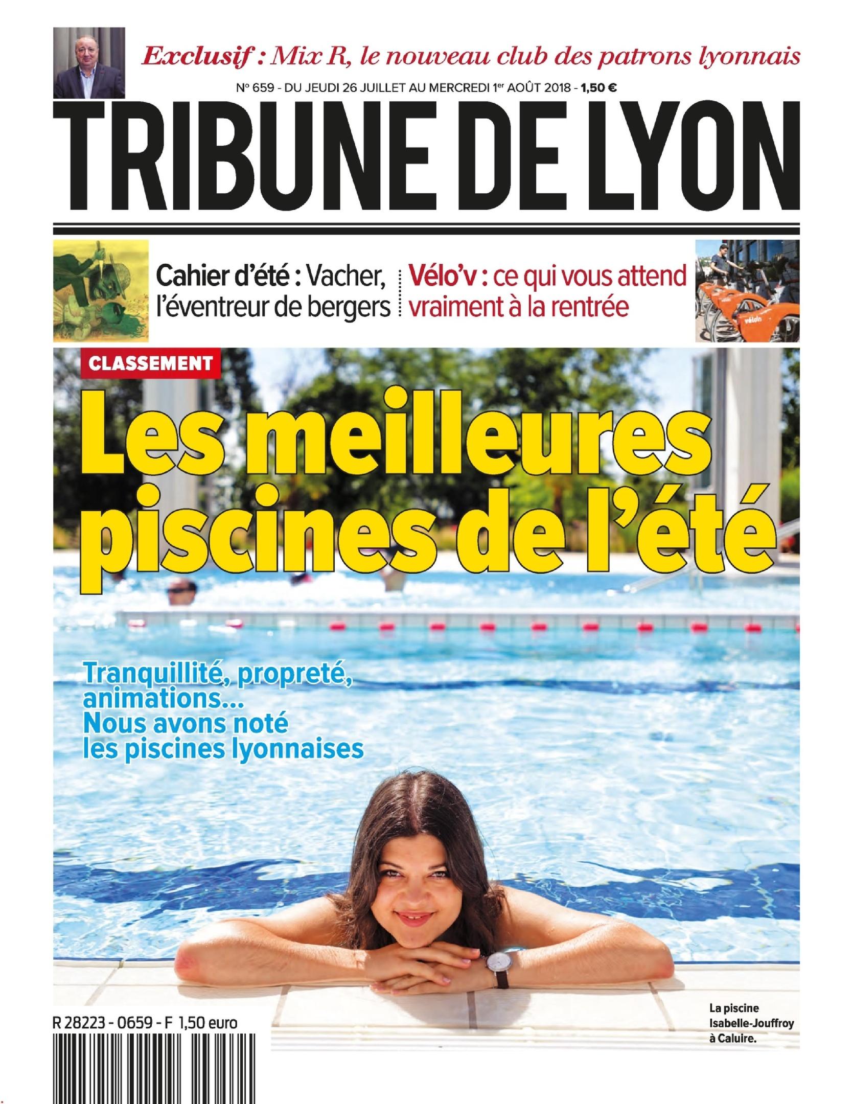 Tribune De Lyon – 26 Juillet 2018