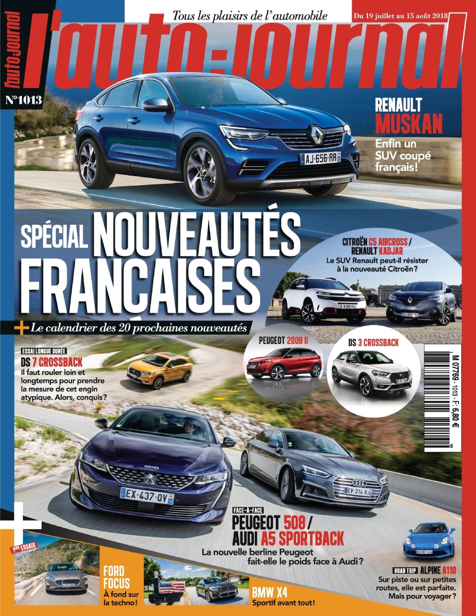 L'Auto-Journal – 20 Juillet 2018