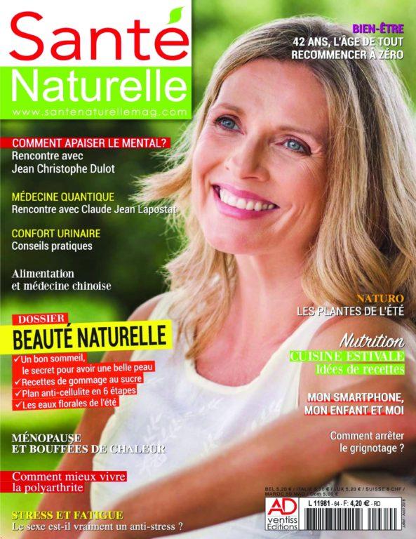 Santé Naturelle – 30 Juin 2018