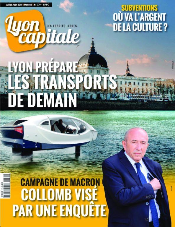 Lyon Capitale – 29 Juin 2018