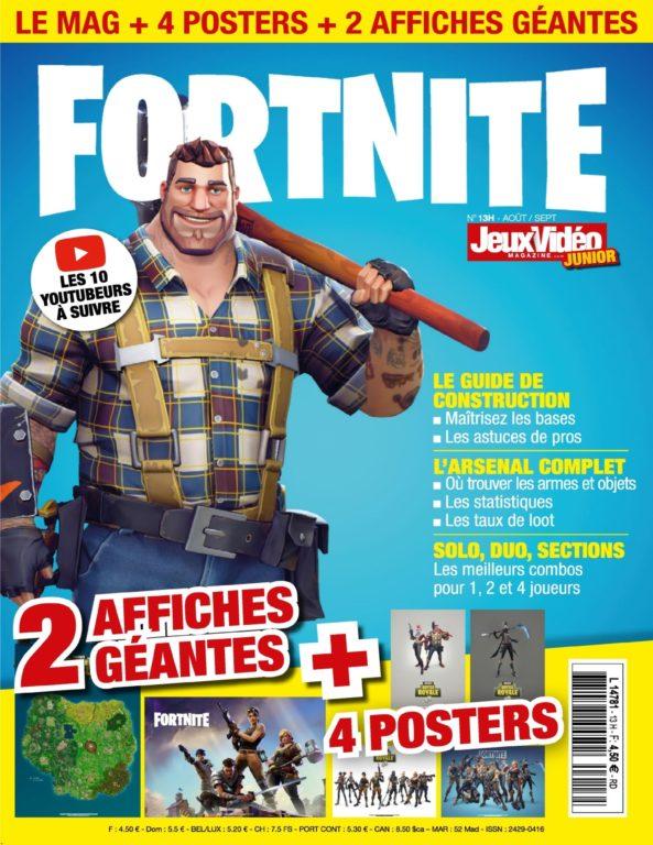 Jeux Vidéo Magazine Hors-Série – Juillet 2018