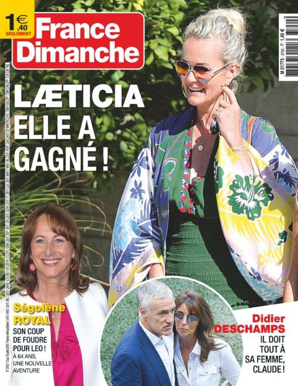 France Dimanche – 13 Juillet 2018