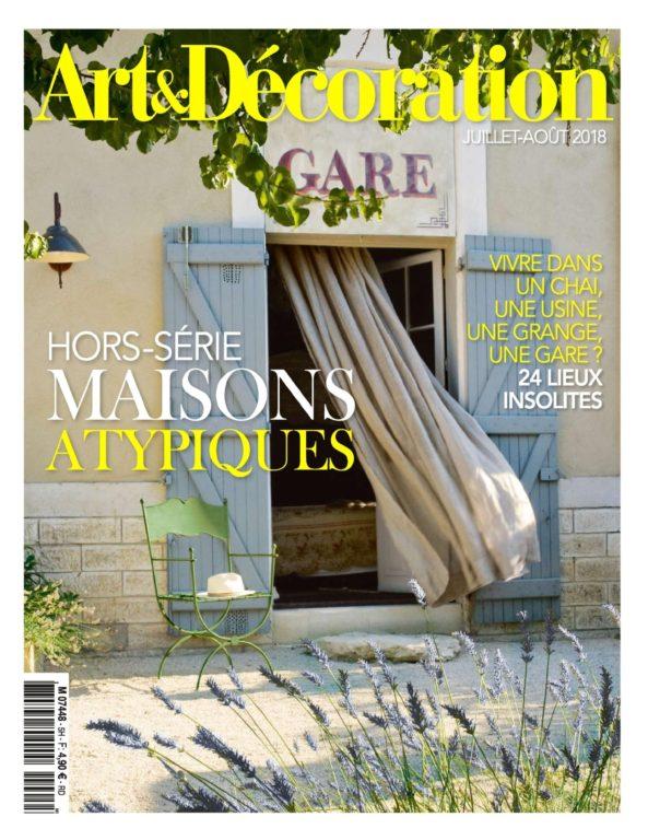 Art & Décoration Hors-Série – Juillet 2018