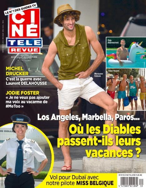 Ciné Télé Revue – 27 Juillet 2018