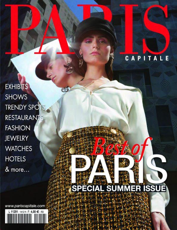 Paris Capitale – 09 Juillet 2018