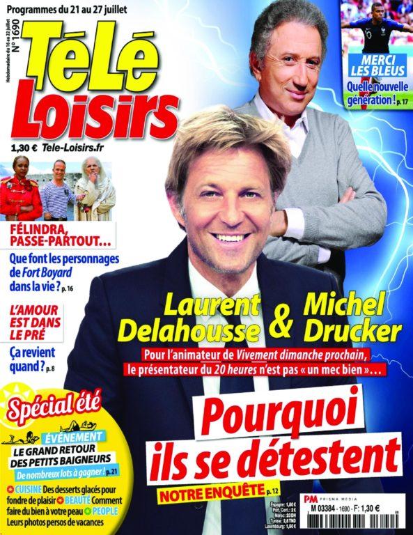 Télé Loisirs – 16 Juillet 2018