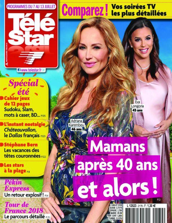 Télé Star – 02 Juillet 2018