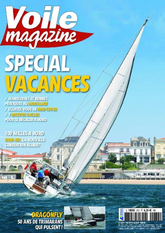 Voile Magazine – Août 2018