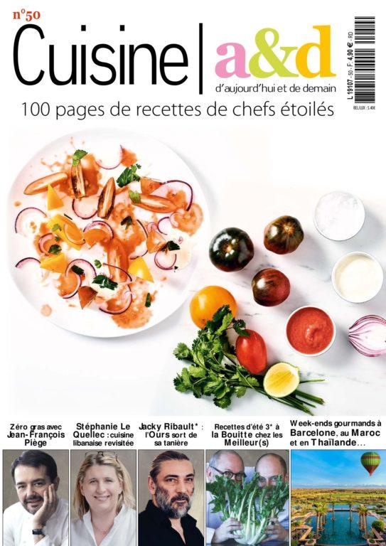 Cuisine A&D – 25 Juillet 2018