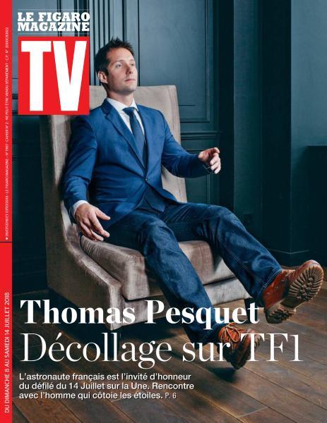 TV Magazine – 8 Juillet 2018