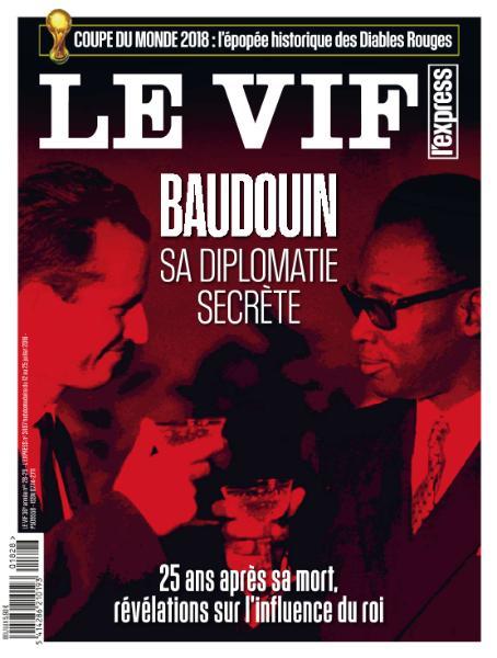 Le Vif L'Express – 12 Juillet 2018