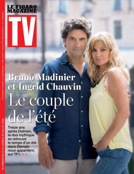 TV Magazine – 22 Juillet 2018