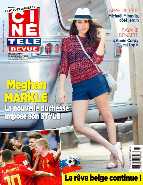 Ciné Télé Revue – 6 Juillet 2018