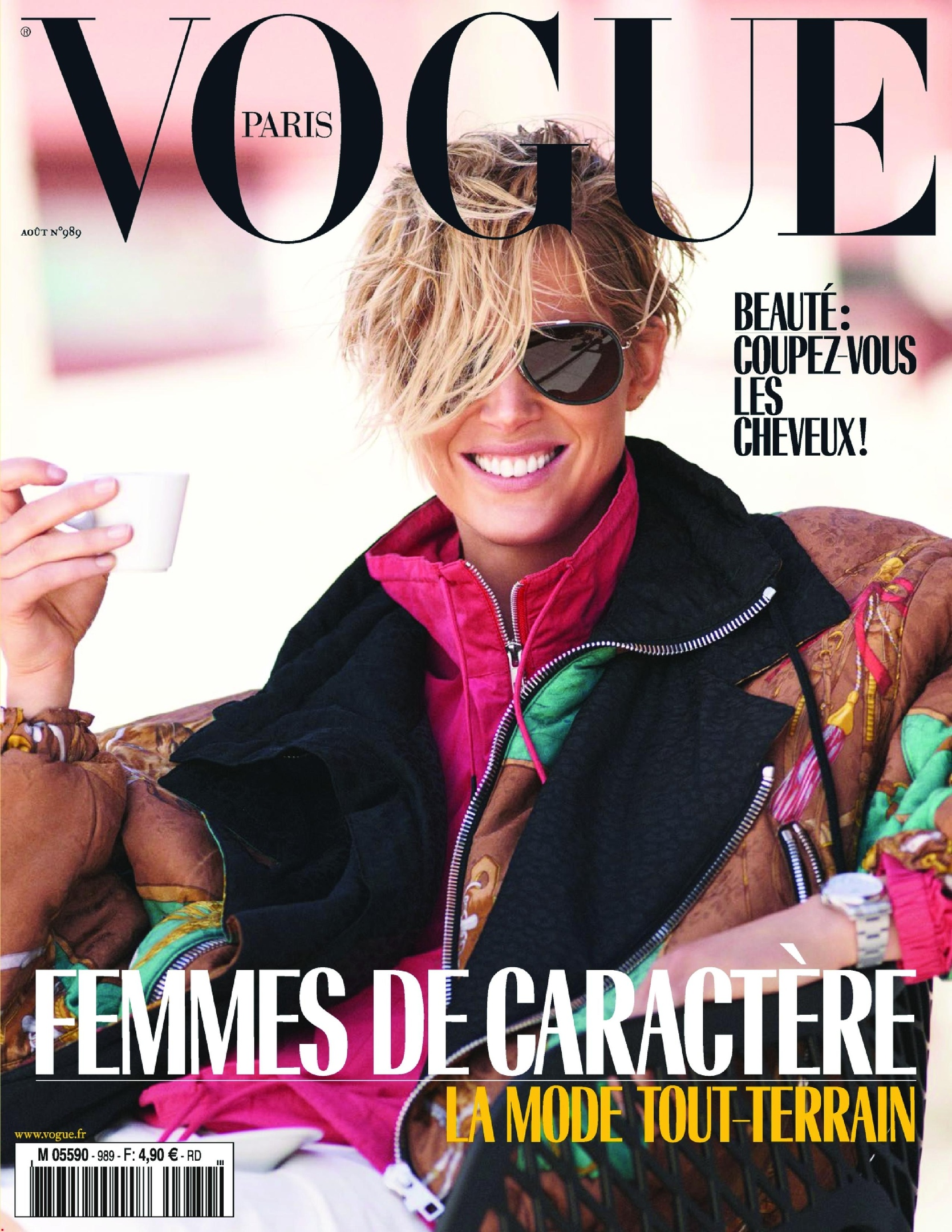 Vogue Paris – Juillet 2018