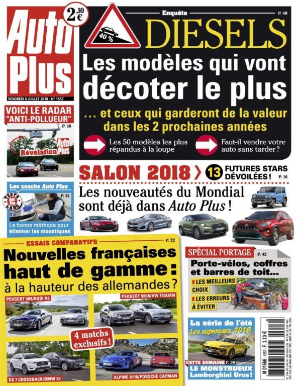 Auto Plus France – 06 Juillet 2018