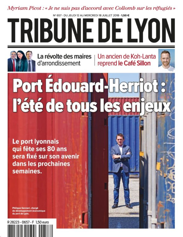 Tribune De Lyon – 12 Juillet 2018