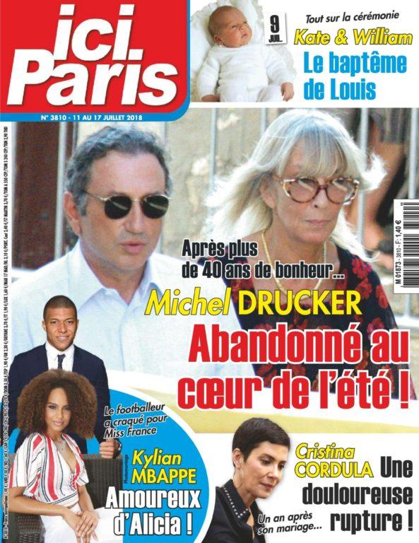 Ici Paris – 11 Juillet 2018
