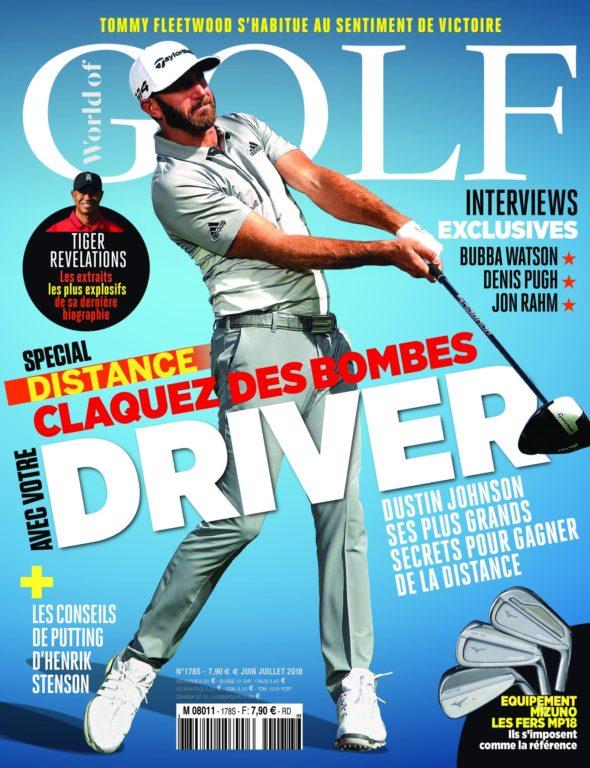 World Of Golf France – Juillet 2018
