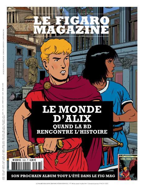 Le Figaro Magazine – 13 Juillet 2018