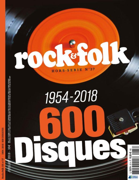 Rock & Folk Hors-Série – Juillet 2018