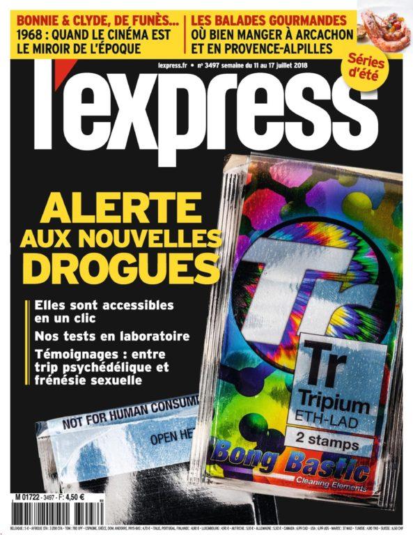 L'Express – 11 Juillet 2018