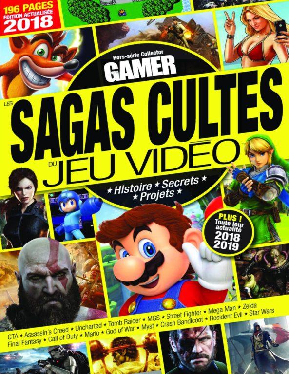 Video Gamer Hors-Série – Juillet 2018