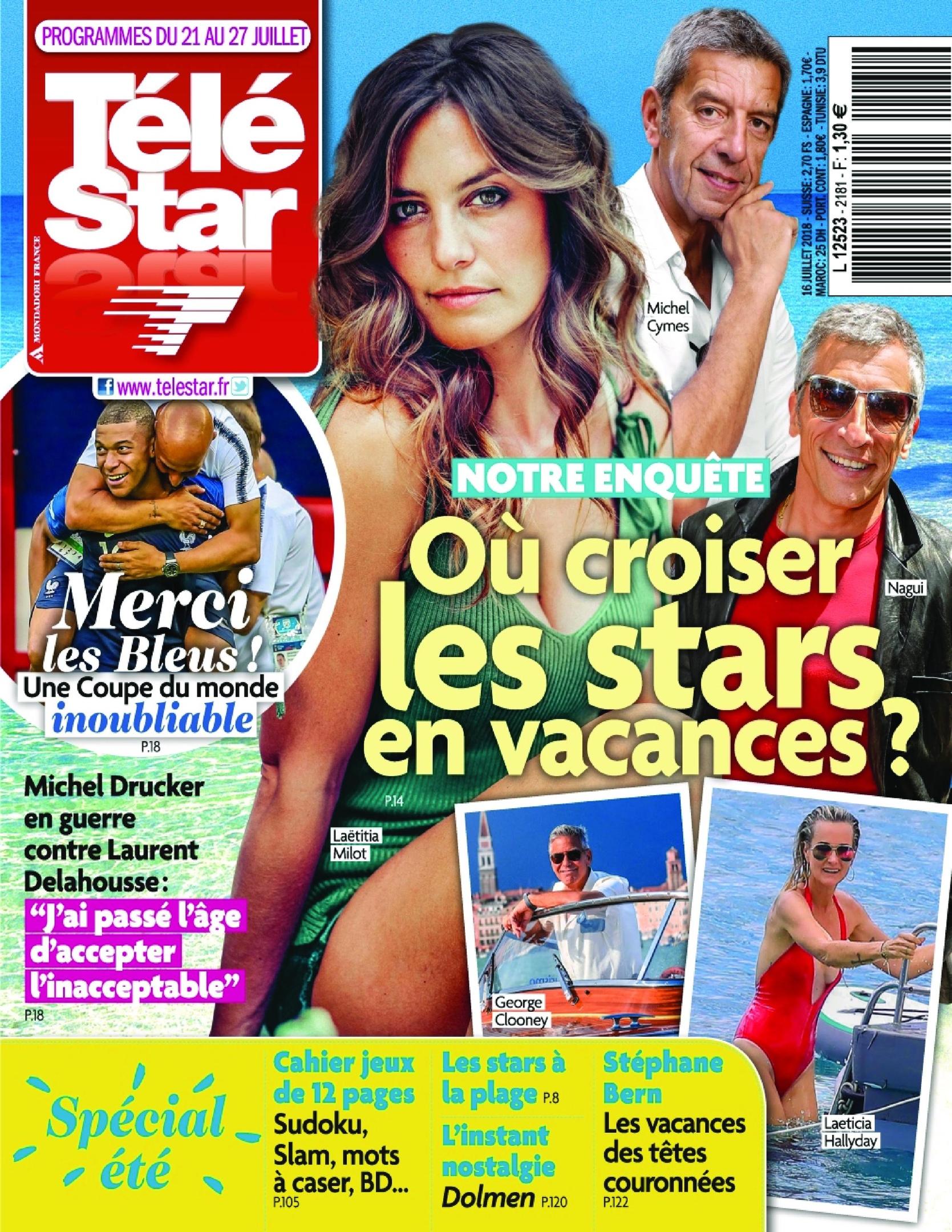 Télé Star – 16 Juillet 2018