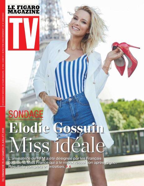 TV Magazine – 15 Juillet 2018