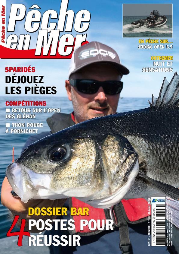 Pêche En Mer – Août 2018