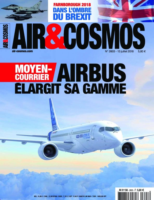 Air & Cosmos – 13 Juillet 2018