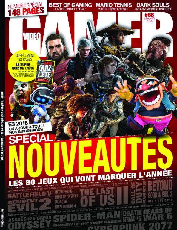 Video Gamer – 30 Juin 2018