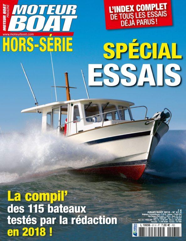 Moteur Boat Hors-Série – Juillet 2018