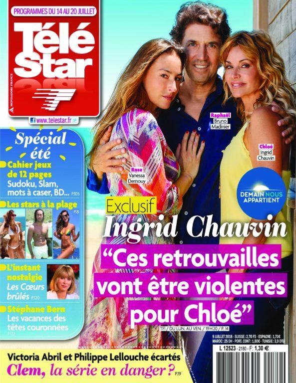 Télé Star – 09 Juillet 2018