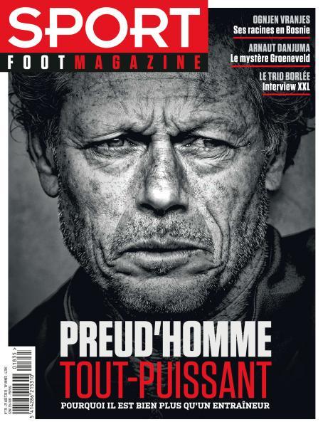 Sport Foot Magazine – 29 Août 2018